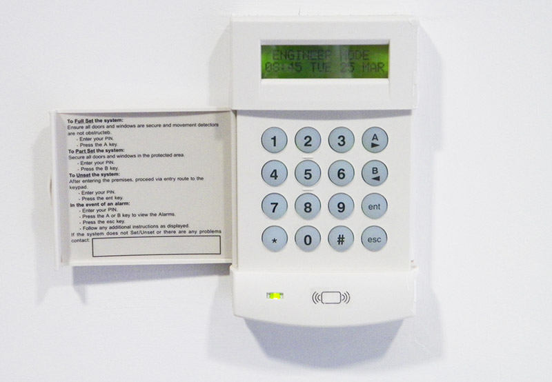 CBS Intruder Alarms