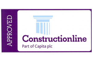 Construction Line Logo